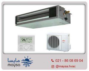 روش کاهش مصرف برق داکت اسپلیت