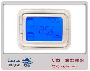 تنظیم گرمایش داکت اسپلیت